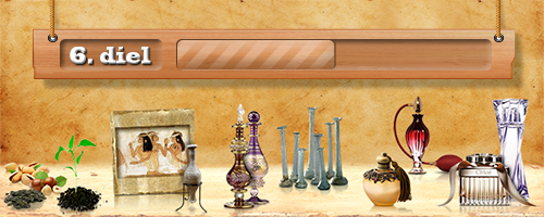 Parfumy a ich voňavá história (6. diel)