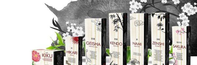 Geisha, nový rad Diet Esthetic