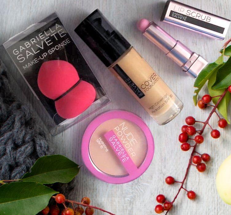 Hubka k nákupu kozmetiky Gabriella Salvete