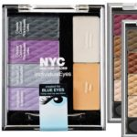 očné tiene NYC New York Color Individual Eyes Custom Palette s bázou