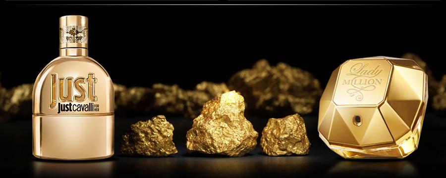 Zlato, ktoré sa nielen blyští, ale i vonia