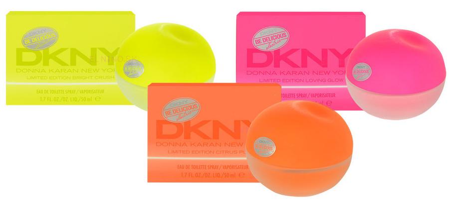 """Tri """"elektrické"""" a svieže novinky značky DKNY pre svieže ráno"""