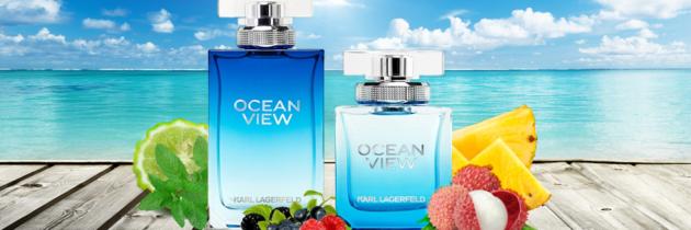 Karl Lagerfeld Ocean View (nové parfumy)