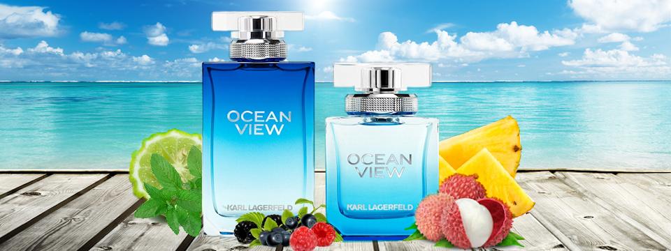 Karl Lagerfeld Ocean View pre neho a pre ňu