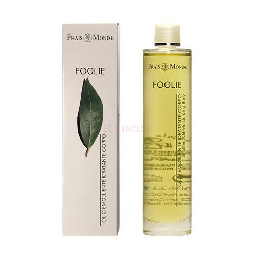 Telový olej Frais Monde Leaves Body Oil