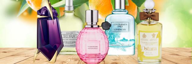 Nové farby a nové vône leta (novinky)