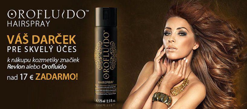Orofluido Hairspray - Váš darček k nákupu