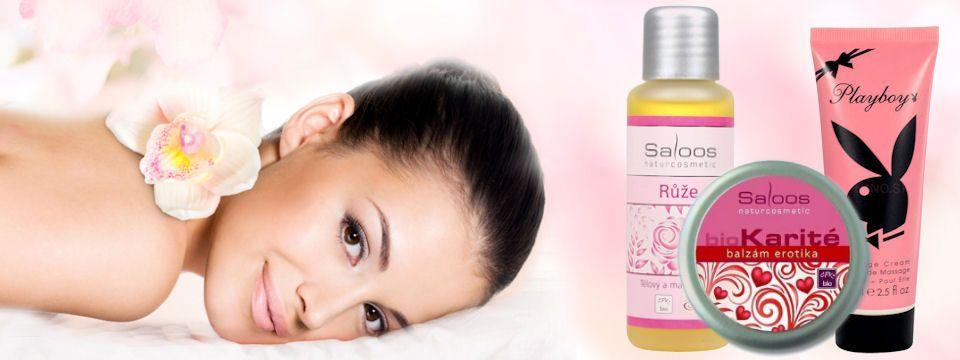 Tipy na romantickú masáž pre dvoch s produktami Elnino.sk
