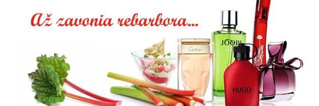 Rebarbora a 5 vôní ako z babičkinej kuchyne