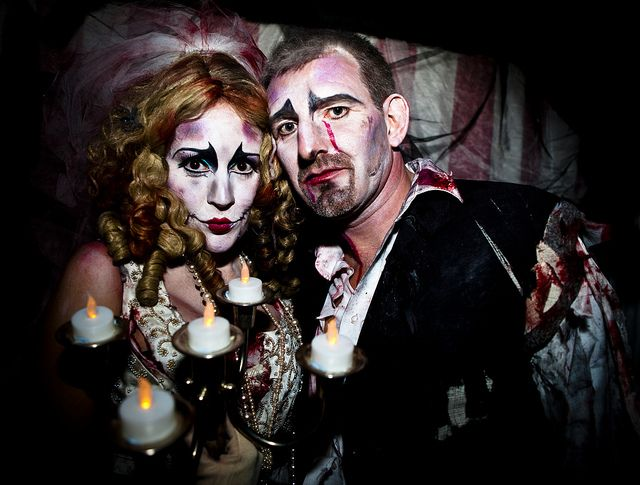 dve mŕtvolky; Foto: Martin SoulStealer (Corpse Bride & Beau); Zdroj: http://bit.ly/1tjCfRV