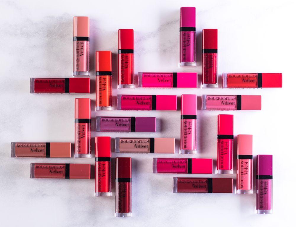 Bourjois Paris a revolučné rúže Rouge Edition Velvet