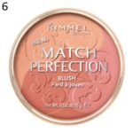 Tvárenka Rimmel London Match Perfection Blush