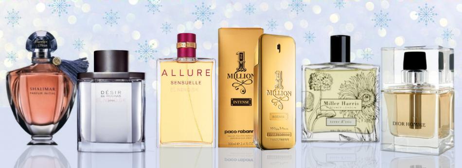 Najlepší parfum na Vianoce (TOP 10)