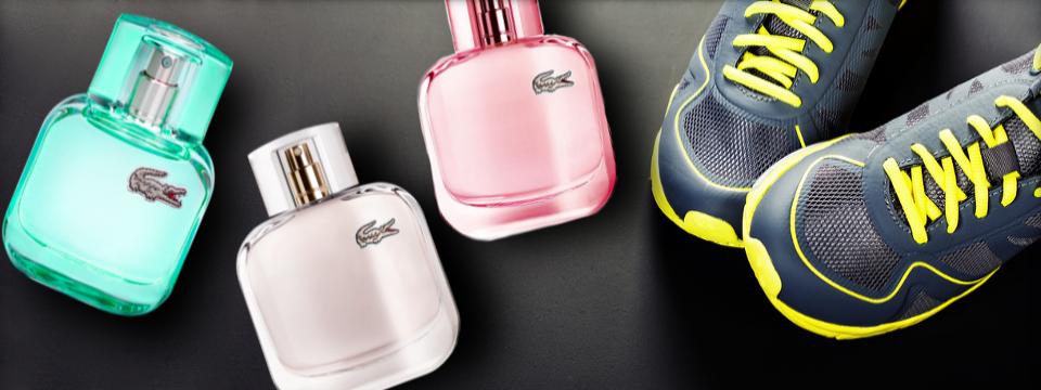 Eau de Lacoste L.12.12 kolekcia rozšírená o nové dámske parfumy