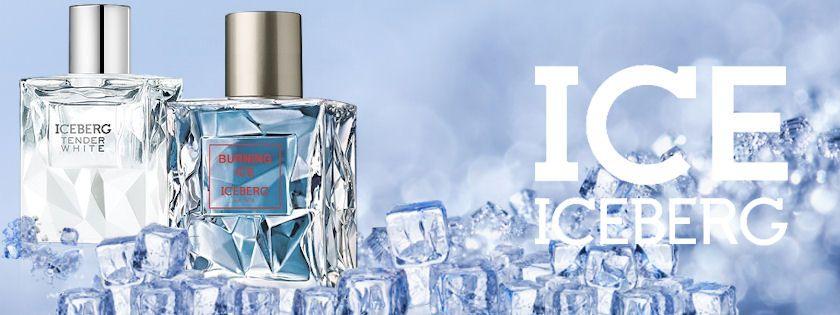 Iceberg - parfumy zaujímavých protikladov