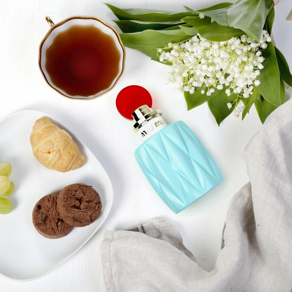 Miu Miu, kytička konvaliniek a raňajky do postele vždy potešia