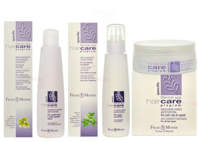 Frais Monde rastlinný šampón, vlasová voda a bahenná maska - všetky produkty z ponuky Elnino.sk