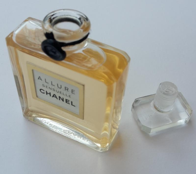 Parfum Chanel sa dávkuje po kvapkách