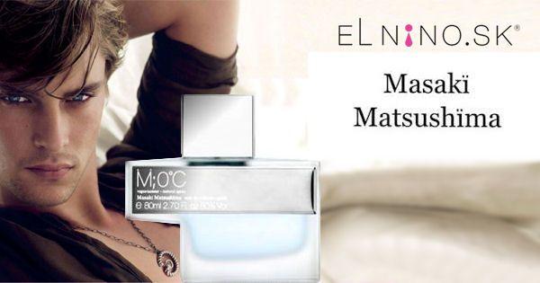 Značkové parfumy Masaki Matsushima - na obrázku pánska vôňa M:0°C Men z ponuky Elnino.sk