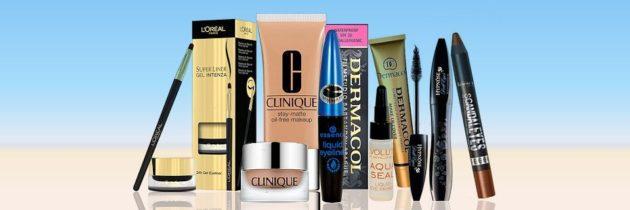 Vodeodolná kozmetika a beauty tipy