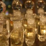 fľaštičky na vôňu; Foto: vagawi (Bottles - perfume); Zdroj: http://bit.ly/13GMW8P