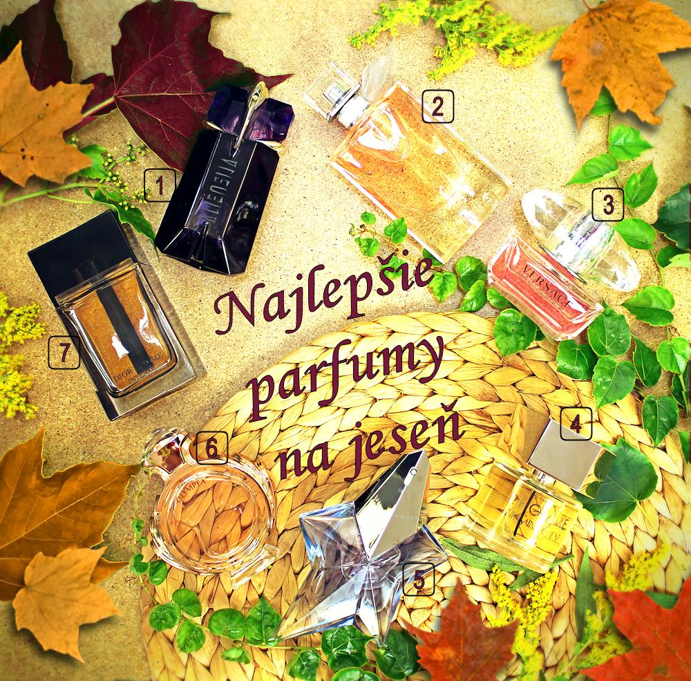 Bestsellery - tie najlepšie parfumy na jeseň