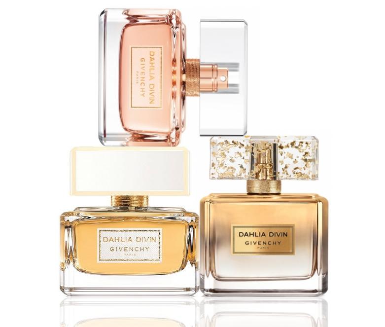Givenchy Dahlia Divin Le Nectar de Parfum spolu s toaletnou a parfumovanou vodou Dahlia Divin