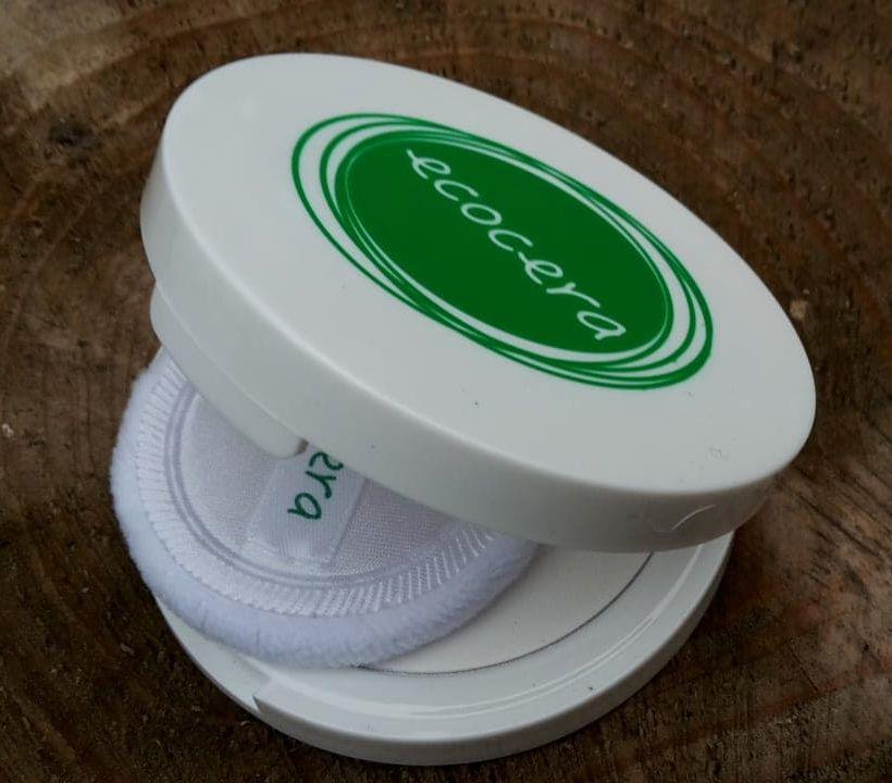 Ecocera Pressed Rice Matte Powder