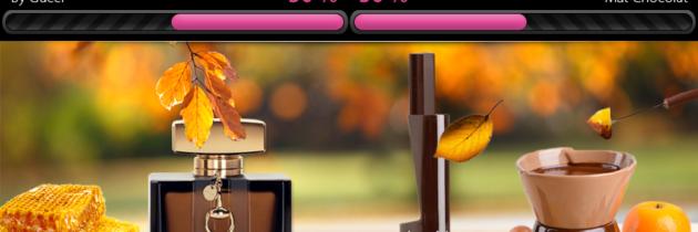 Gurmánsky parfum – dezert bez kalórií