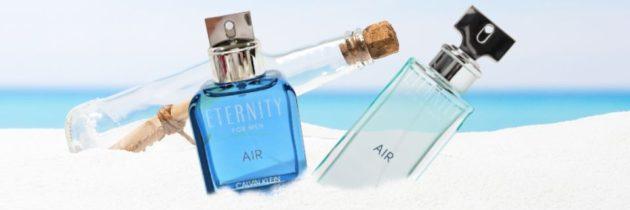 Eternity Air – nové parfumy s povahou zemskej atmosféry