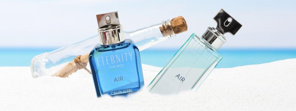 Eternity Air - nové parfumy s povahou zemskej atmosféry