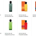 Parfumy Hermes Les Colognes