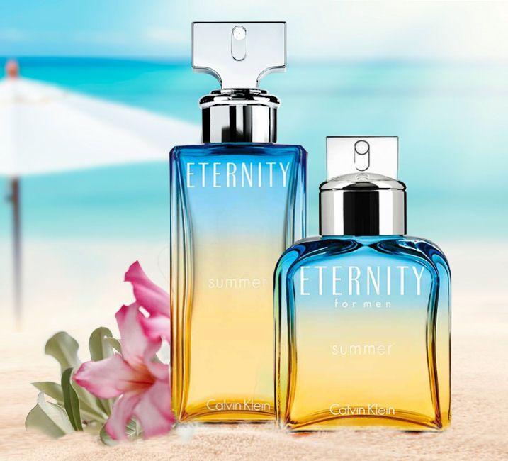 Hity leta 2017 - Calvin Klein Eternity Summer 2017