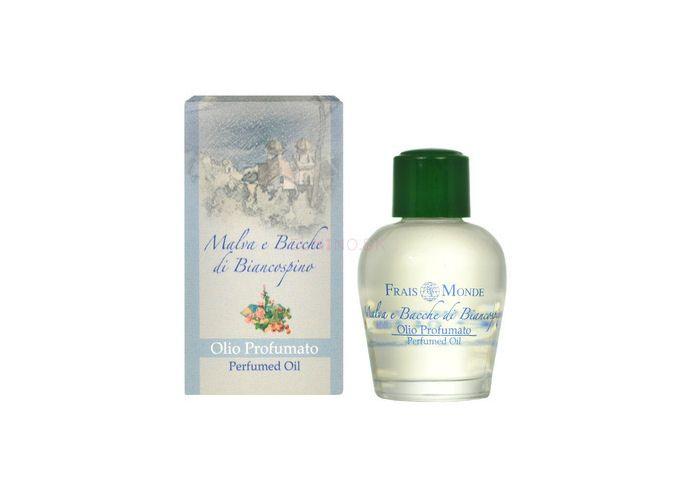 Parfumovaný olej Frais Monde Mallow And Hawthorn Berries z ponuky Elnino.sk