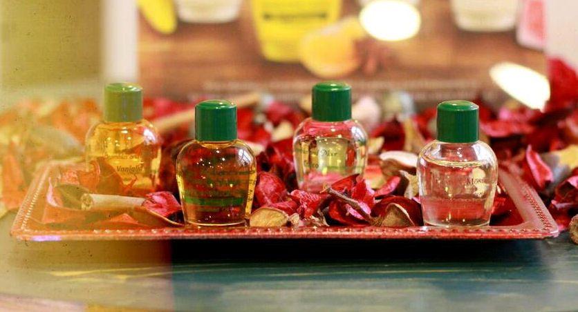 parfumované oleje Frais Monde