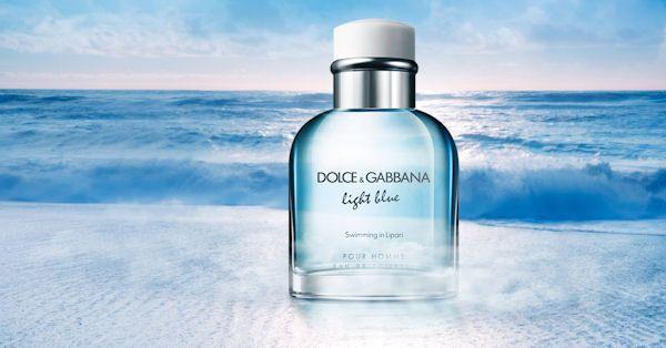 Dolce & Gabbana Light Blue Swimming in Lipari EdT, len 19,67 € namiesto 28,10 €