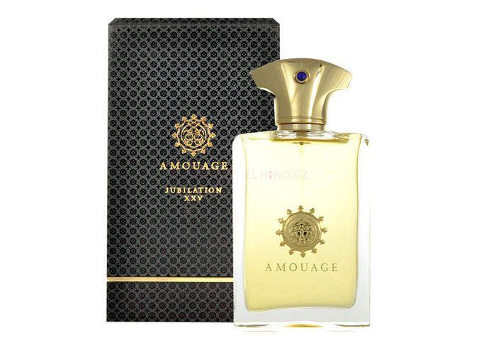 pánsky parfém Amouage Jubilation XXV for Man z obchodu Elnino.sk