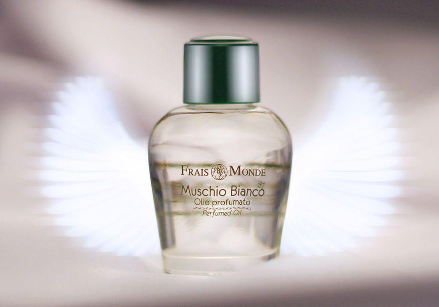 Parfumovaný olej Frais Monde Muschio Bianco 87 White Musk patrí medzi čisté pižmové vône