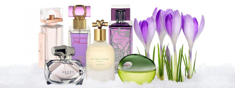 Kvetinové inšpirácie (voňavé dámske novinky)