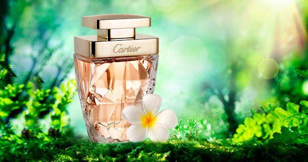 Najlepšie dámske vône 2015: Cartier La Panthere Legere