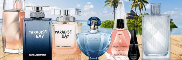Nové letné parfumy 2015 pre Vás