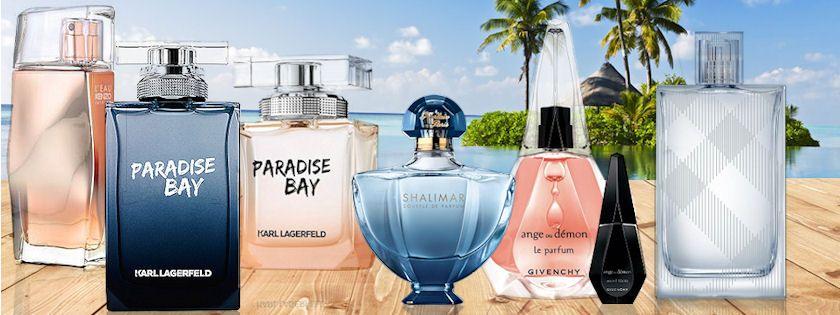 Nové letné parfumy 2015 od Elnino.sk - najlepšej parfumérie
