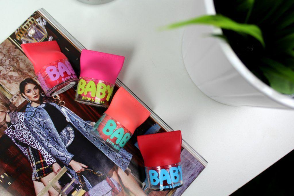 Multilíčidlá Maybelline Baby Lips Balm & Blush