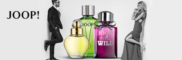 JOOP! Parfumy so symbolom sily a energie