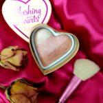 Makeup Revolution London I Love Makeup Blushing Hearts Triple Baked Blusher