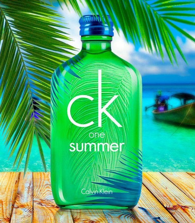 Nová vôňa Calvin Klein CK One Summer 2016