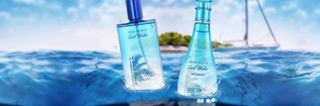 Voda ako inšpirácia pre akvatické parfumy