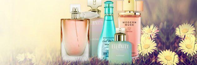 Jarné ikony krásy – nové parfumy