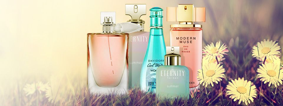 Jarné ikony krásy - nové parfumy
