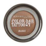 Očné tiene Maybelline Color Tattoo 24H Gel-Cream Eyeshadow